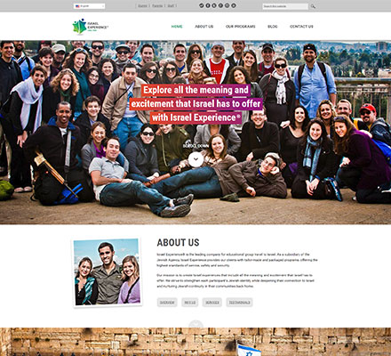 Small Business Amp Large Business Custom Website Design
